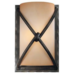 "Aspen - 6"" One Light Wall Sconce"