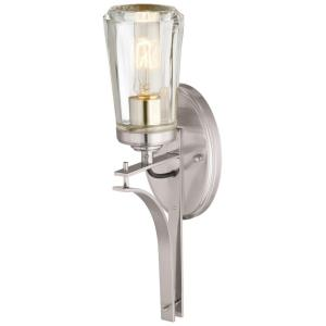 Poleis - One Light Wall Sconce