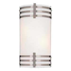 """7"""" Two Light Wall Sconce"""