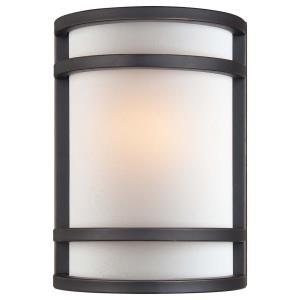 """9.5"""" One Light Wall Sconce"""