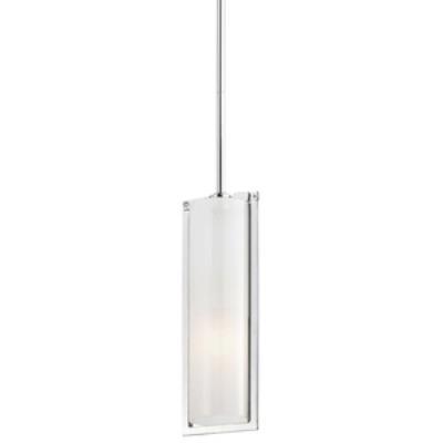Minka Lavery 4391-77 Clarte - One Light Mini Pendant
