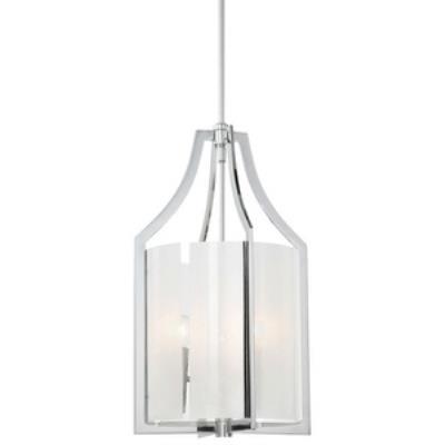 Minka Lavery 4392-77 Clarte - Three Light Pendant