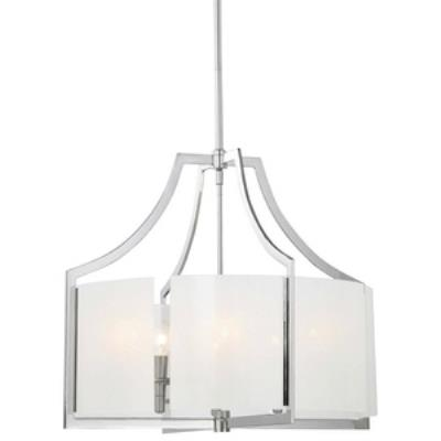 Minka Lavery 4396-77 Clarte - Six Light Chandelier