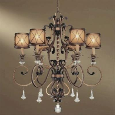 Minka Lavery 4757-206 6 Light Chandelier