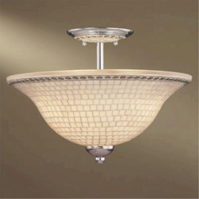 Minka Lavery 6057-77 Three Light Ceiling Fixture