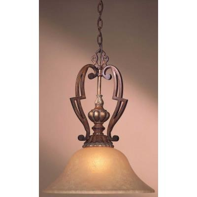Minka Lavery 951-126 Traditional Nook Pendant Fixture