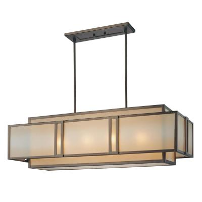 Minka Metropolitan Lighting N6959-267B Walt Disney Signature-Underscore - Four Light Chandelier