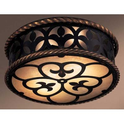 Minka Metropolitan Lighting N6109-20 Traditional Flush Mount Fixture