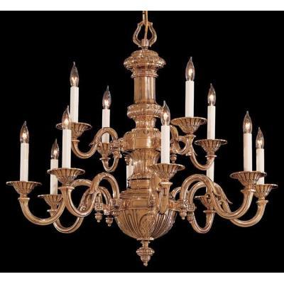 Minka Metropolitan Lighting N700212 Traditional Chandelier