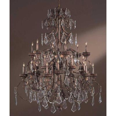 Minka Metropolitan Lighting N6229-363 Traditional Chandelier