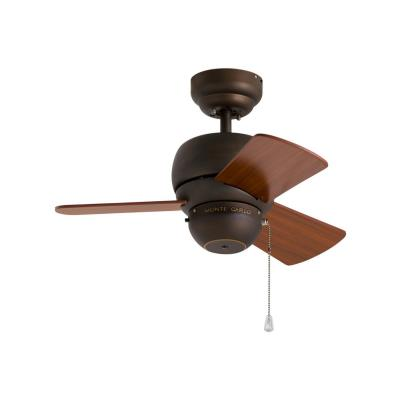 "Monte Carlo Fans 3TF24RB Micro -24"" Ceiling Fan"