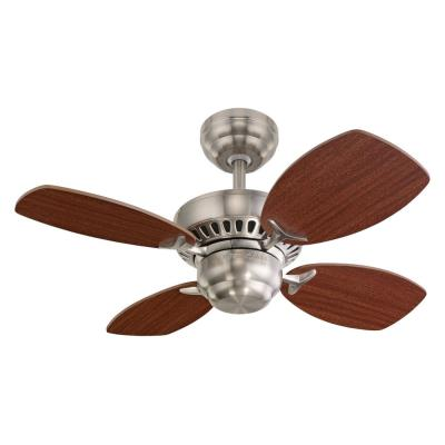 "Monte Carlo Fans 4CO28BS Colony II -28"" Ceiling Fan"