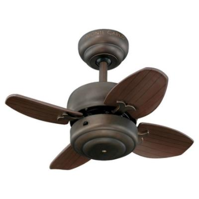 "Monte Carlo Fans 4MC20RB Mini 20 -20"" Ceiling Fan"