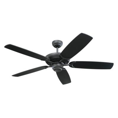 "Monte Carlo Fans 5CO52BK Colony -52"" Ceiling Fan"