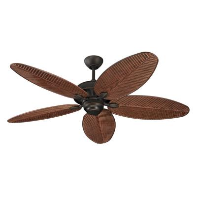 "Monte Carlo Fans 5CU52RB Cruise -52"" Dual Mount Ceiling Fan"