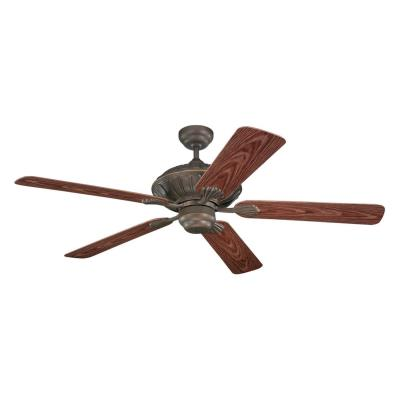"Monte Carlo Fans 5CZ52RB Cozumel -52"" Outdoor Ceiling Fan"
