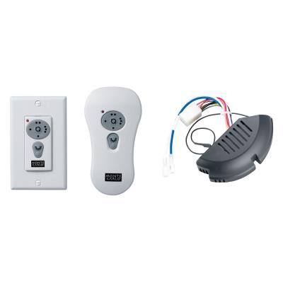 Monte Carlo Fans CK300 Reversible Wall/Hand-held Remote Control Kit