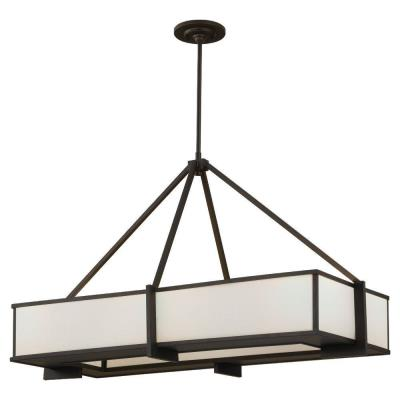 Feiss F2400/6ORB 6 Light Chandelier