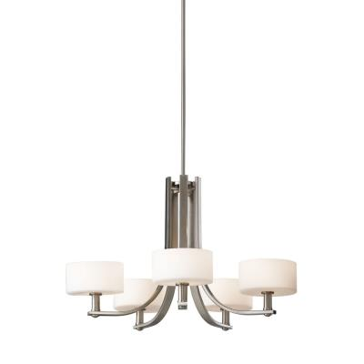 Feiss F2405/5BS Sunset Drive - Five Light Chandelier