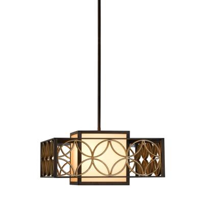 Feiss F2467/2 Remy - Two Light Pendant