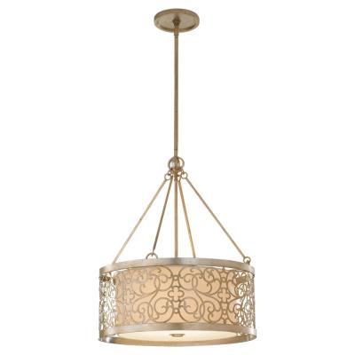 Feiss F2537/4SLP Arabesque - Four Light Pendant