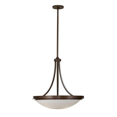 Feiss F2583/3HTBZ Perry - Three Light Pendant