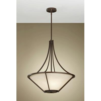 Feiss F2673/3HTBZ Nolan - Three Light Pendant