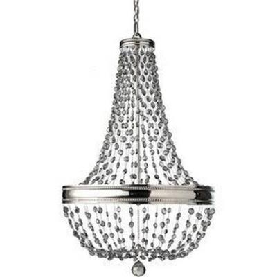 Feiss F2810/8PN Malia - Eight Light Chandelier