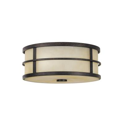 Feiss FM256GBZ The Fusion Collection Flushmount