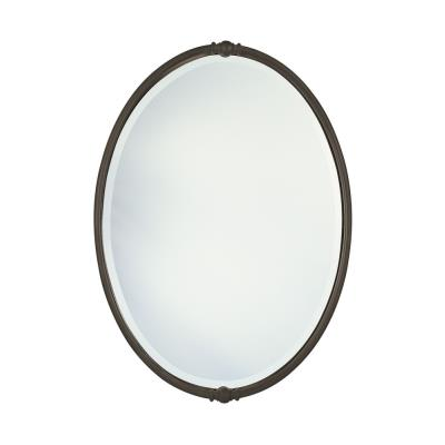 Feiss MR1044ORB Beveled Mirror