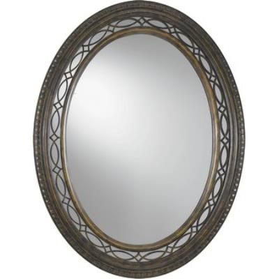 Feiss MR1066WAL Edwardian Collection Mirror