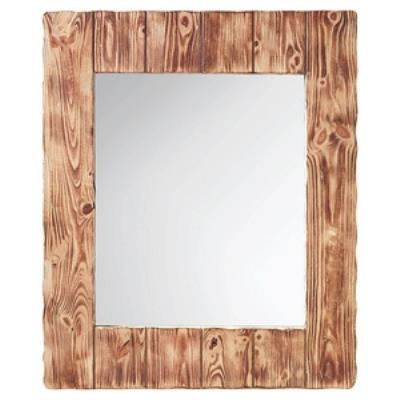 "Feiss MR1168SMW Montana - 30"" Square Mirror"