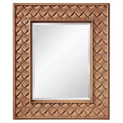 "Feiss MR1169BCC Crisfield - 30"" Square Mirror"