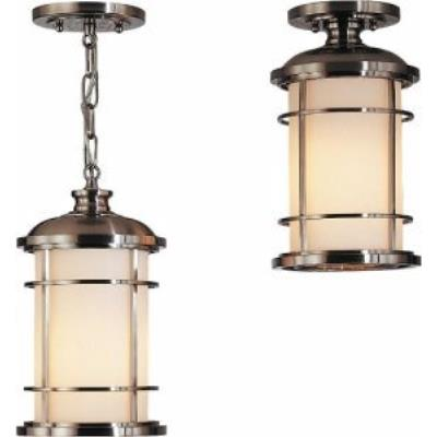 Feiss OL2209BS Duomount Hanging Lantern