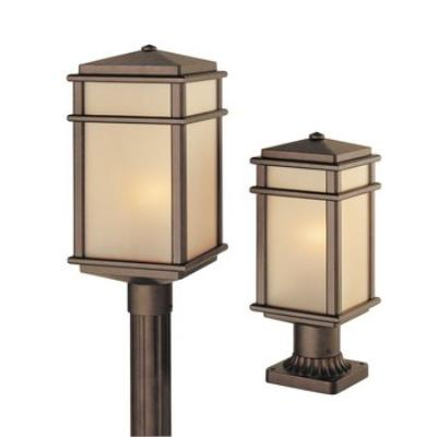 Feiss OL3408CB Pier/Post Lantern