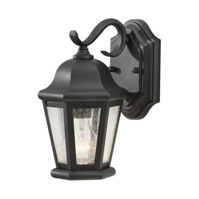 Feiss OL5900BK Martinsville - One Light Outdoor Wall Lantern