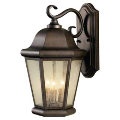 Feiss OL5902CB Martinsville - Three Light Outdoor Wall Lantern