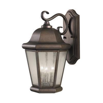 Feiss OL5902CB Martinsville - Three Light Outdoor Wall Lantern