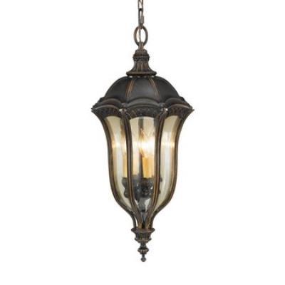 Feiss OL6012WAL Baton RougeOutdoor Lantern - Hanging Duo-Mount
