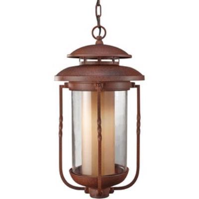 Feiss OL9211CN Menlo Park - One Light Outdoor Hanging Lantern