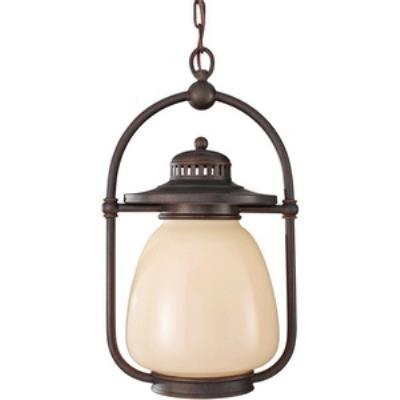 Feiss OL9311GBZ Mc Coy - One Light Outdoor Hanging Lantern