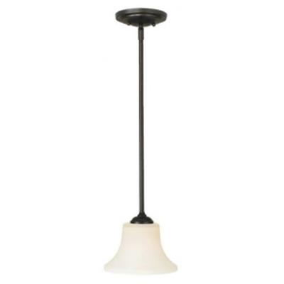 Feiss P1117ORB Barrington - One Light Mini-Pendant