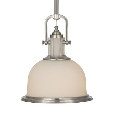 Feiss P1146BS 2-Light Parker Place Pendant
