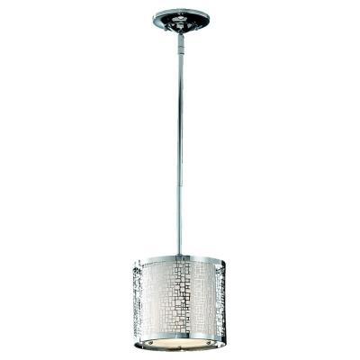 Feiss P1218CH Joplin - One Light Mini-Pendant