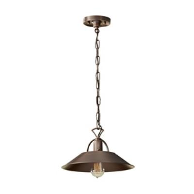 Feiss P1238AC Urban Renewal - One Light Mini-Pendant