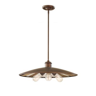 Feiss P1281ASTB-AL Urban Renewal - Three Light Pendant