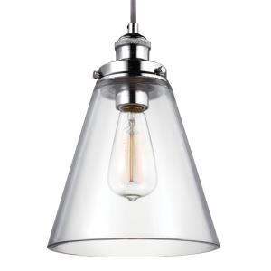 """Baskin - 8.5"""" One Light Pendant"""