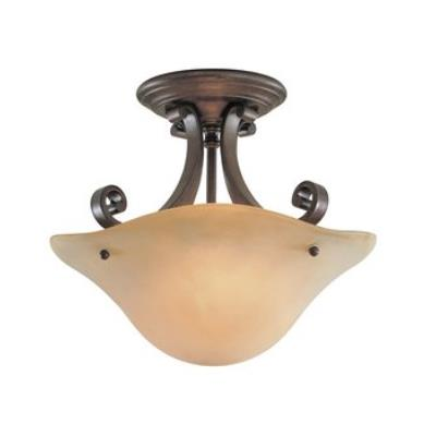 Feiss SF177CB Semi-Flushed Fixture