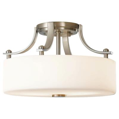 Feiss SF259BS Sunset Drive - Two Light Semi-Flush Mount