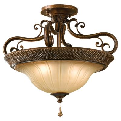 Feiss SF278FSV Celine - Two Light Semi-Flush Mount